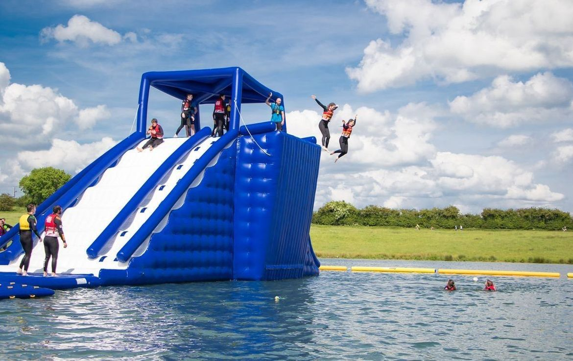 Rutland Water Aquapark