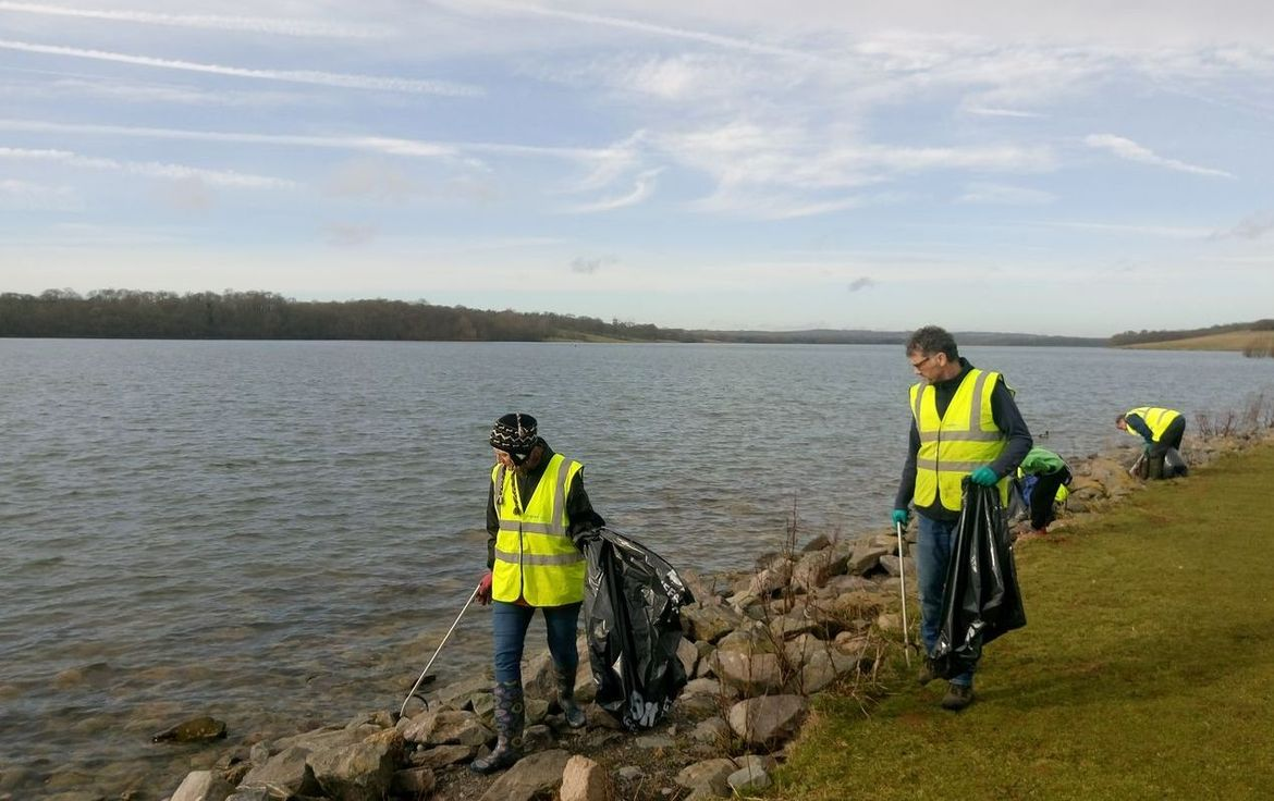 Volunteering at Alton Water
