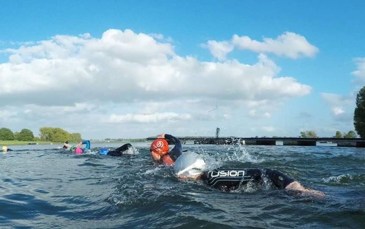Open Water Swimming in Rutland Water