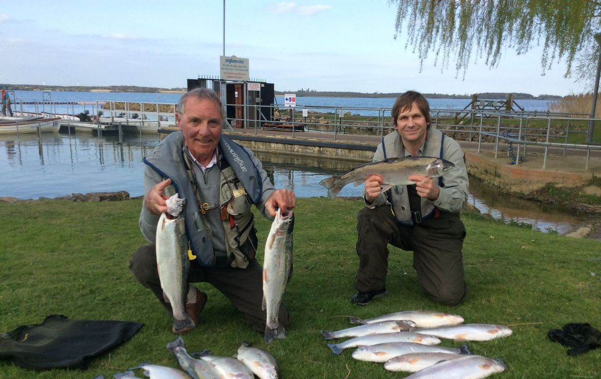 Grafham Water Trout and Coarse Fishing