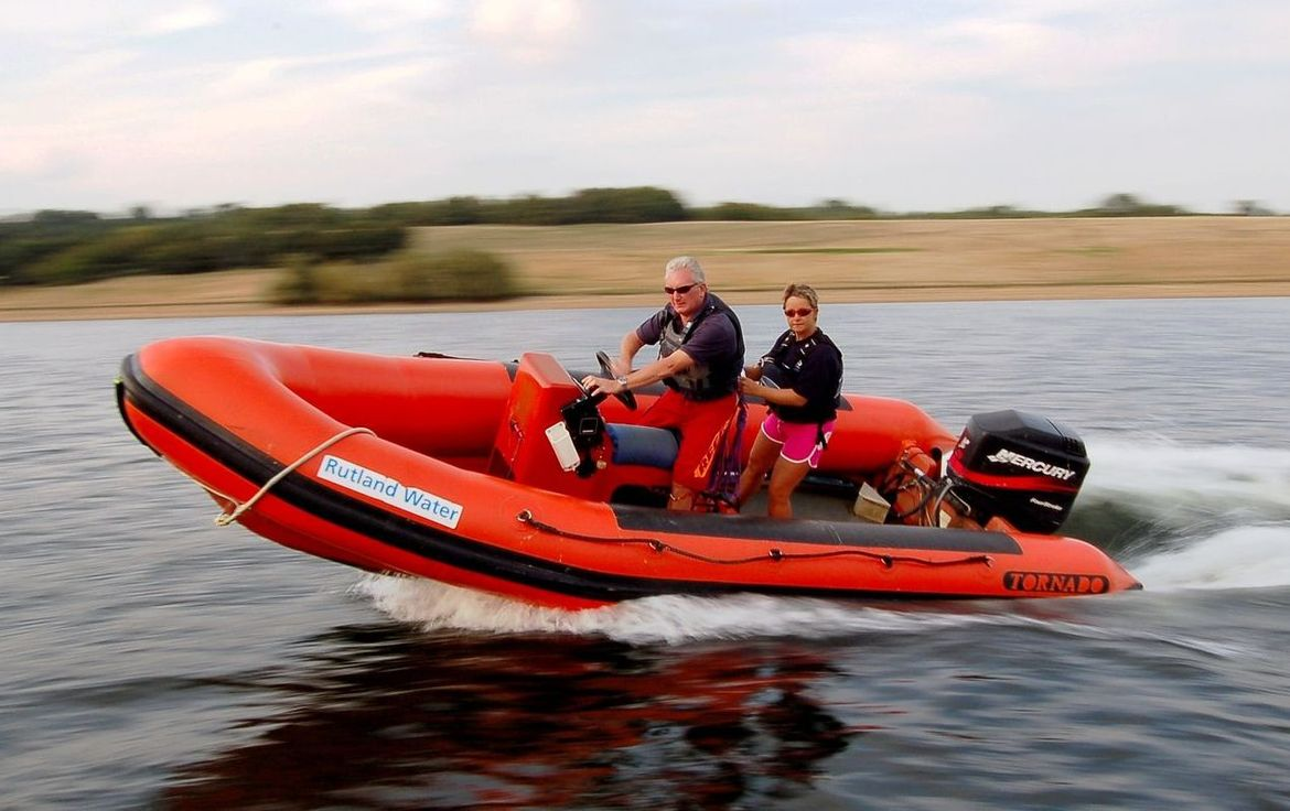 Alton Water Watersports Tuition