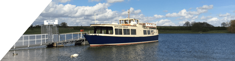 Rutland Water Belle Luxury Boat Ride