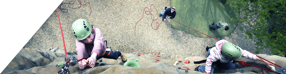 Rutland Water Rock Climbing