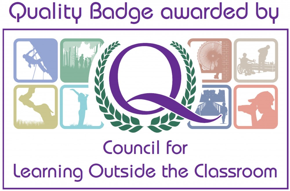 Quality Badge for Learning Outside the Classroom