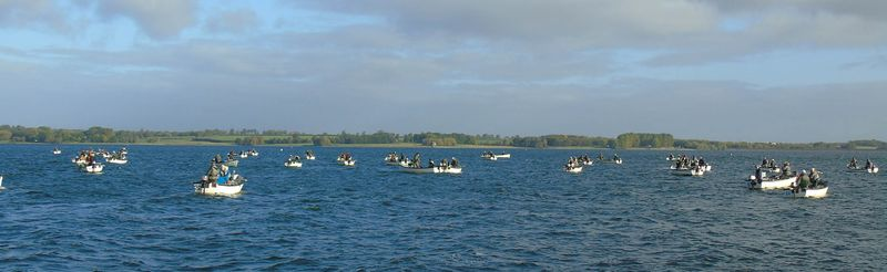 Grafham Water Fishing